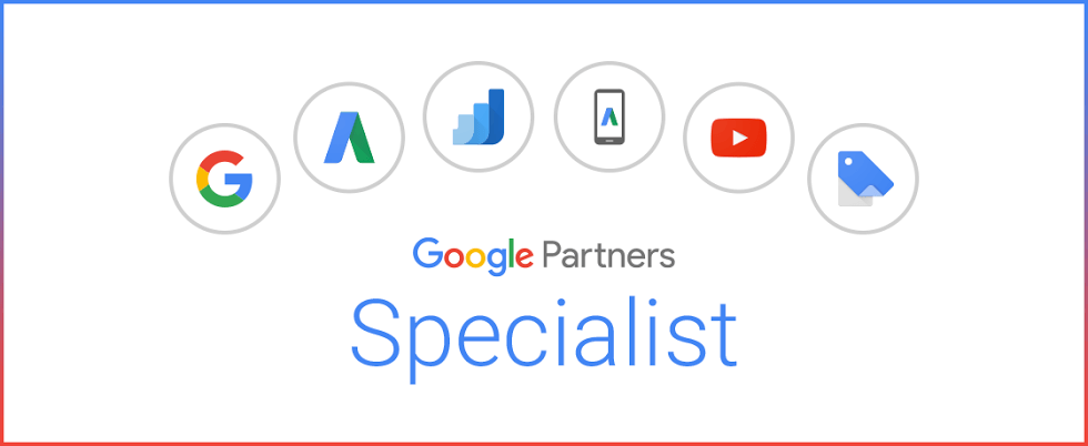 We are Google Badged Agency Partners