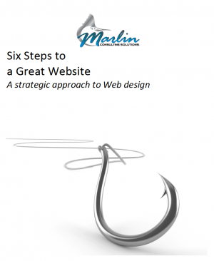 Six Steps to a Great Website