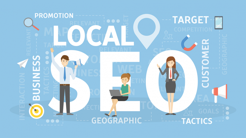 Local SEO is a great strategy for small business